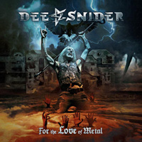 Dee Snider - For The Love Of Metal Music Review