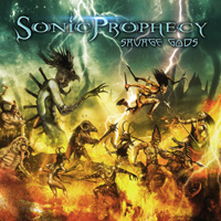 Sonic Prophecy - Savage Gods CD Album Review
