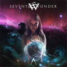 Click to read the Seventh Wonder - Tiara music review
