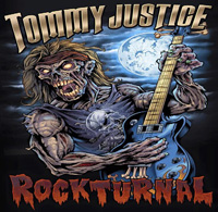 Tommy Justice - Rockturnal Music Review
