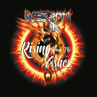 Weapon UK - Rising From The Ashes 2018 Vinyl Reissue Music Review