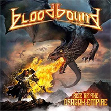 Click to read the Bloodbound - Rise Of The Dragon Empire music review