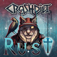 Crashdiet - Rust Music Review
