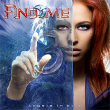 Click to read the Find Me - Angels In Blue music review