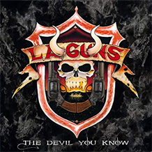Click to read the L.A. Guns - The Devil You Know music review