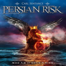 Read the Carl Sentance Persian Risk - Who Am I/Once A King (Reissue) Music Review