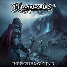 Click to read the Rhapsody Of Fire - The Eighth Mountain music review