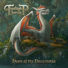 Read the Twilight Force - Dawn Of The Dragonstar Album music review