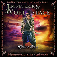Jim Peterik & World Stage - Winds Of Change Music Review