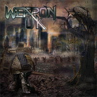 Weapon UK - Ghosts Of War Music Review