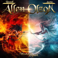Russell Allen / Anette Olzon - Worlds Apart Music Review