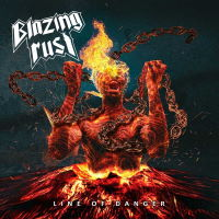 Blazing Rust - Line Of Danger Music Review