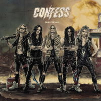 Confess - Burn 'Em All Music Review