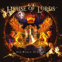 Read the House Of Lords: New World - New Eyes Music Review