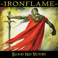 Ironflame - Blood Red Victory Music Review