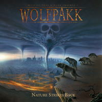 Wolfpakk - Nature Strikes Back Music Review