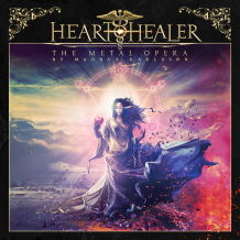 Read the Read the Heart Healer - The Metal Opera by Magnus Karlsson Album Review