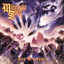 Read the Read the Midnight Spell: Sky Destroyer Album Review