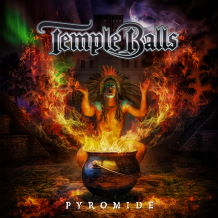 Read the Read the Temple Balls - Pyromide Album Review
