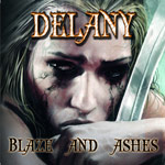 Delany Blaze and Ashes new music review