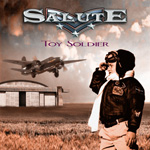 Salute Toy Soldier Mikael Erlandsson hard rock music review